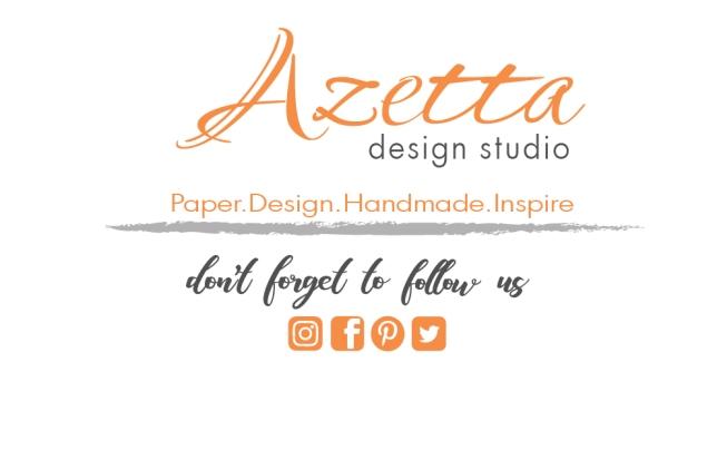 Azetta Design Studio follow us